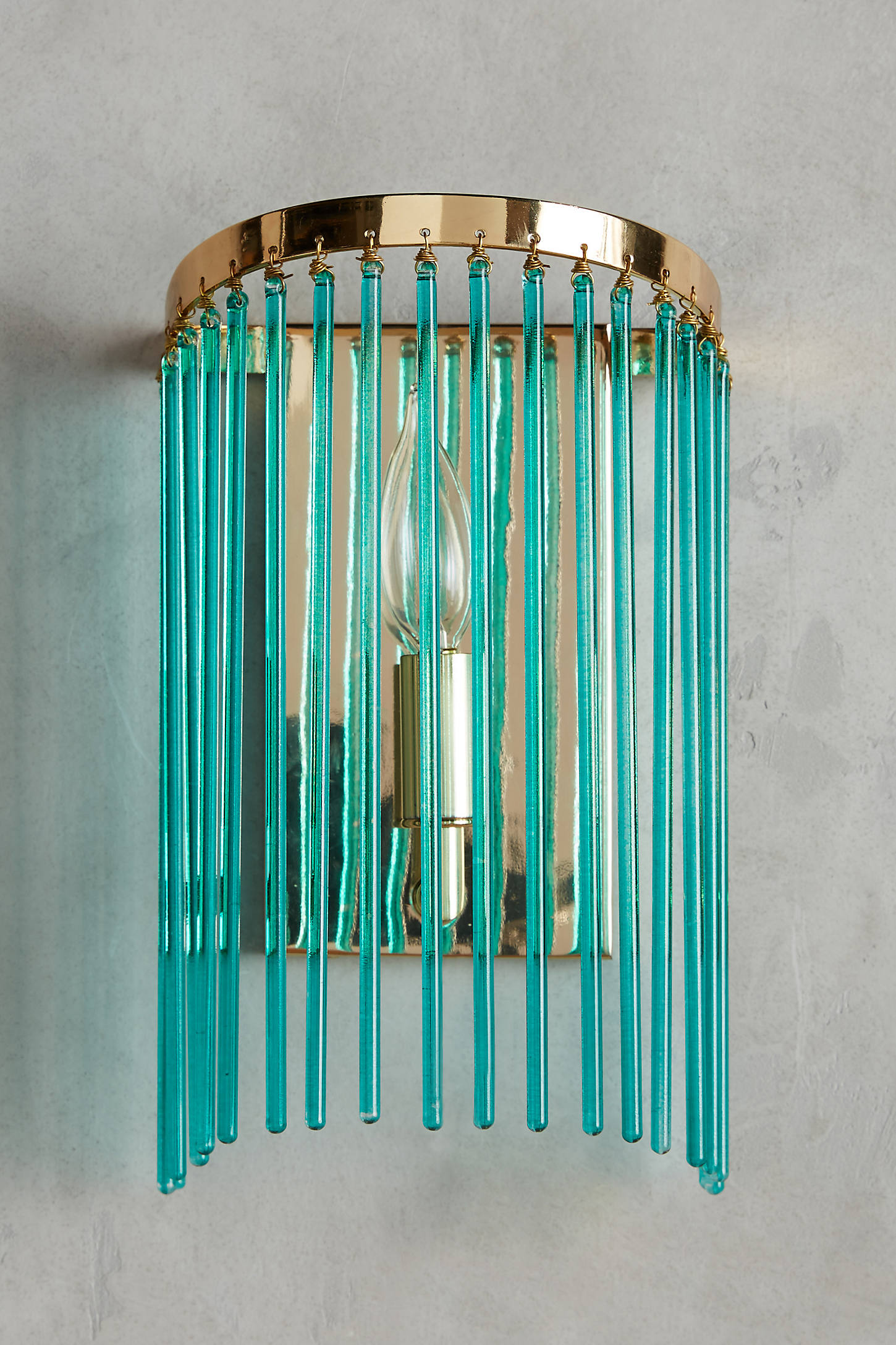 Arched Waterfall Sconce