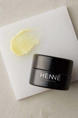 Henne Organics Luxury Lip Balm Lip Balm One Size Makeup