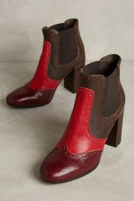 City Stomper Ankle Booties