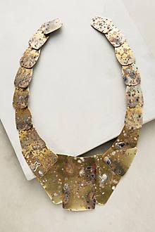 Larkshield Collar Necklace
