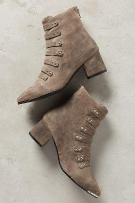 Jeffrey Campbell Adelaide Buckle Booties