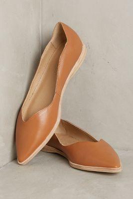 Ally Ballet Flats