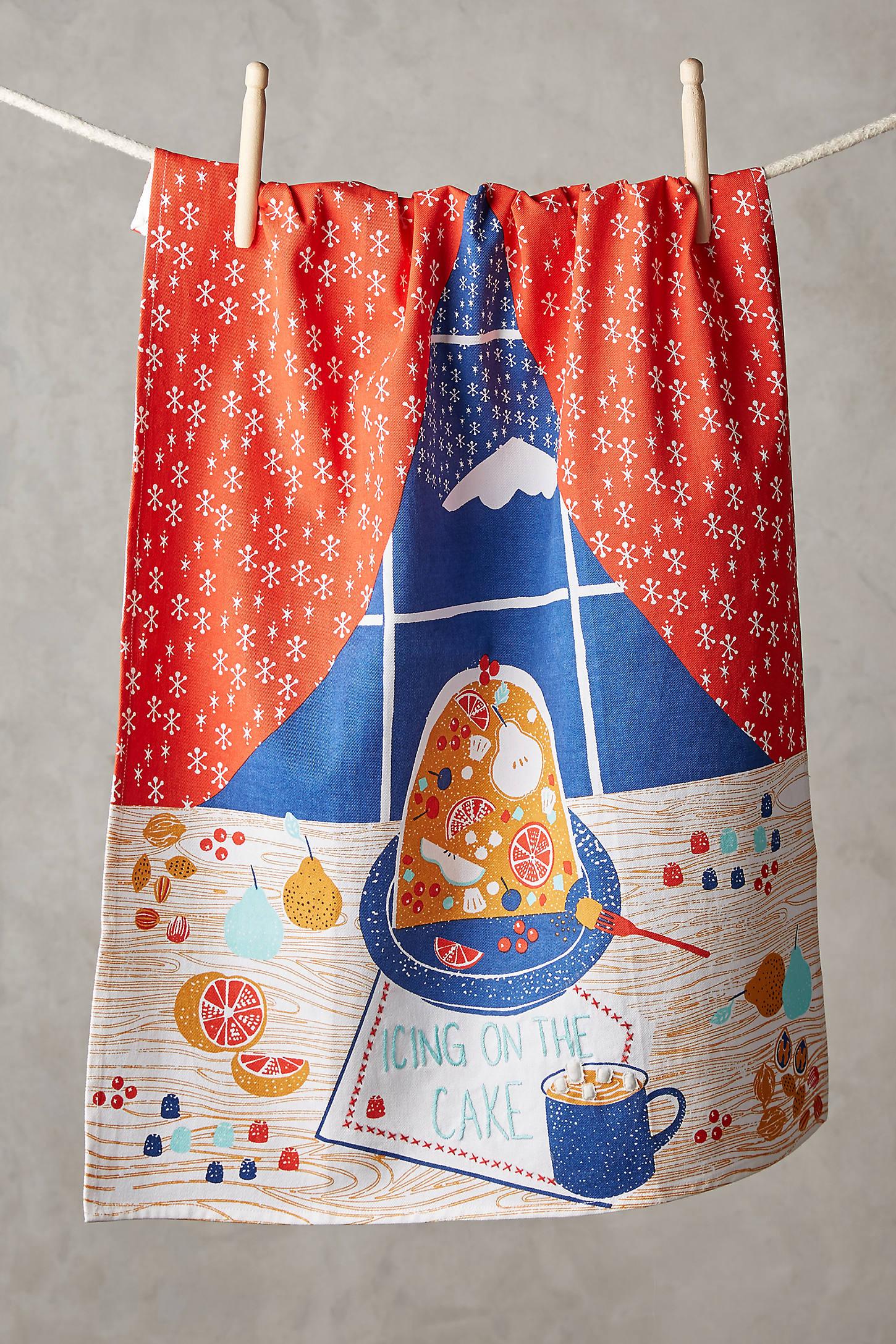 Spot Of Tea Towel
