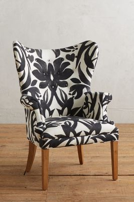 Neve Wingback Chair