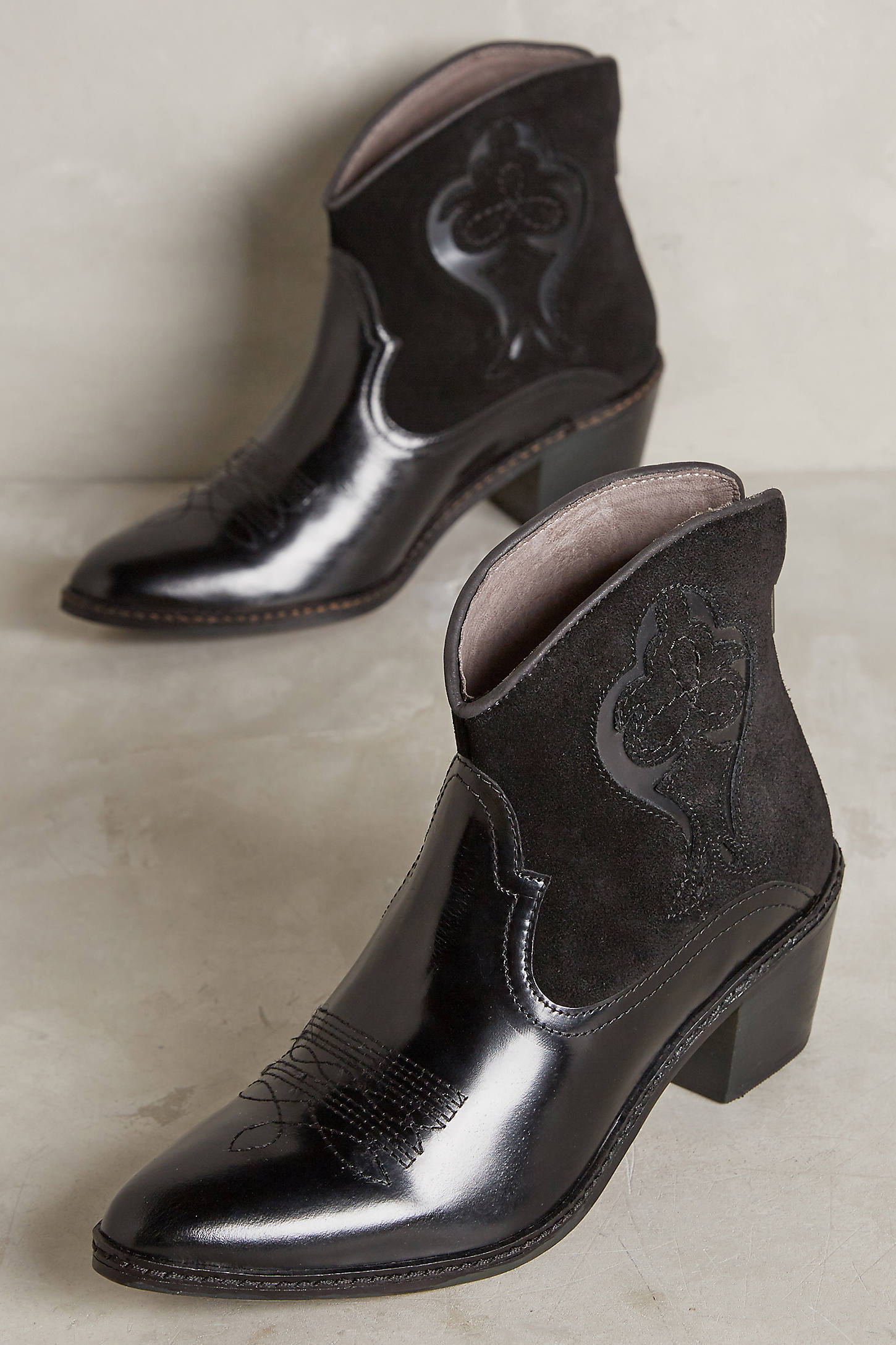 Hudson Leon Western Boots