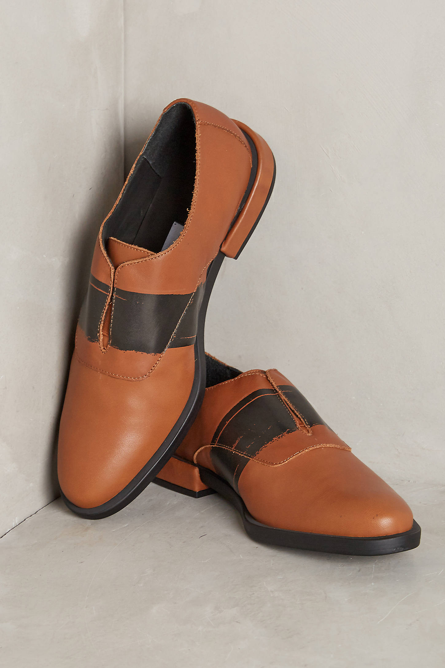 Miista Marta Leather Oxfords