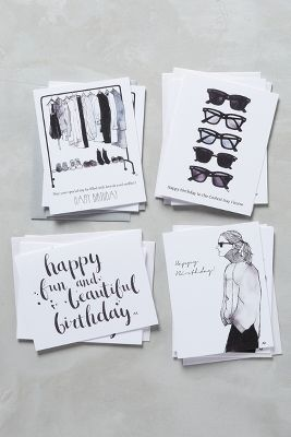 Inked Occasion Cards