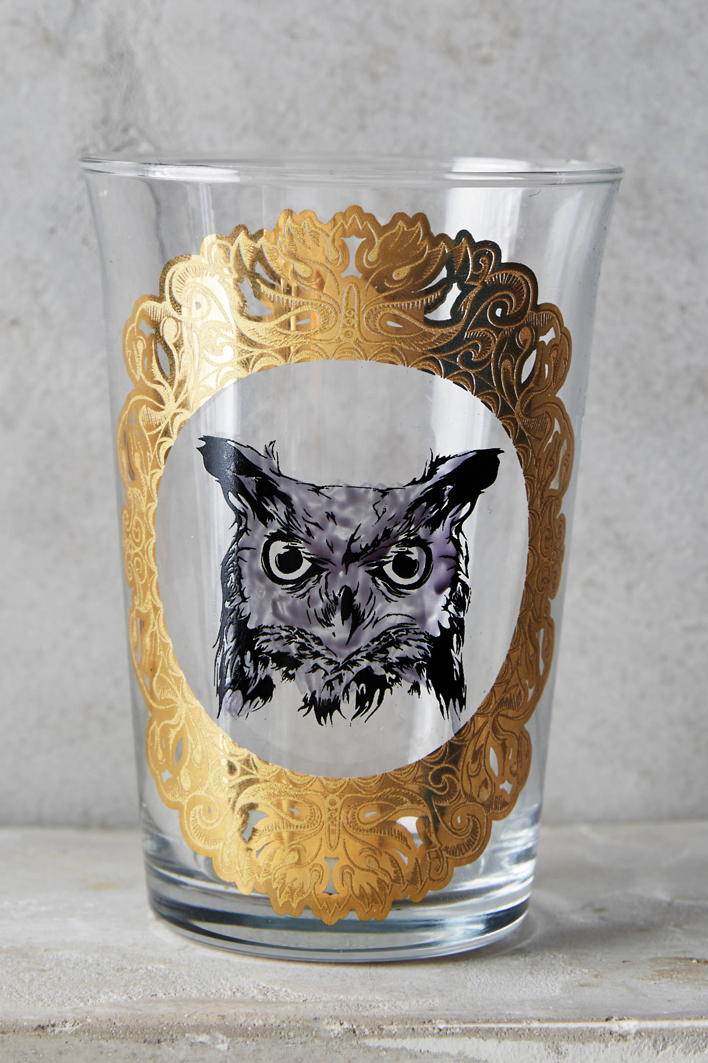 Boreal Forest Juice Glass