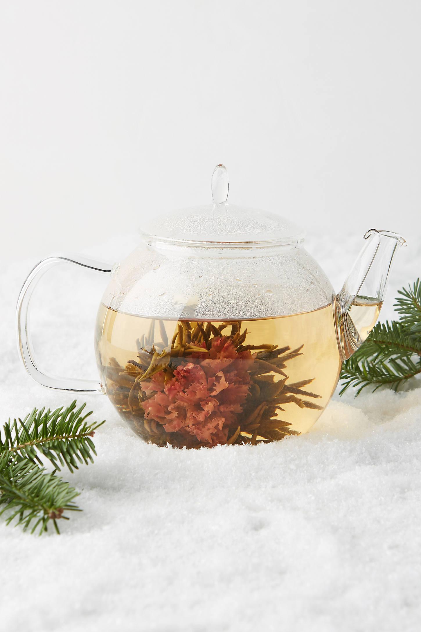 Teaposy Teapot & Teas
