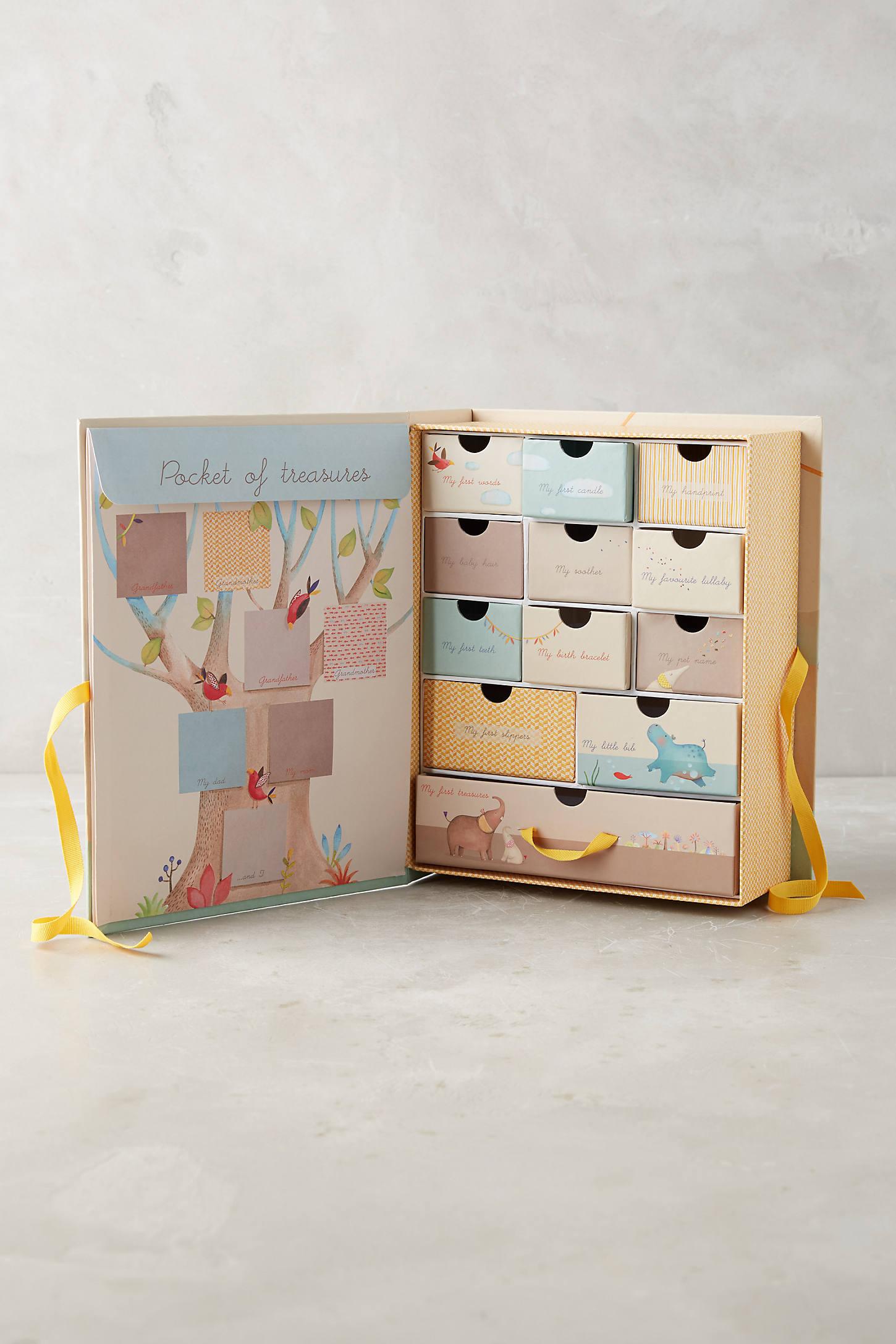 Childhood Treasures Souvenir Box