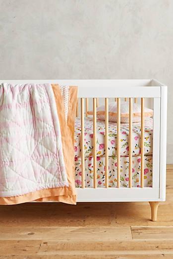 Gingham Toddler Quilt & Playmat