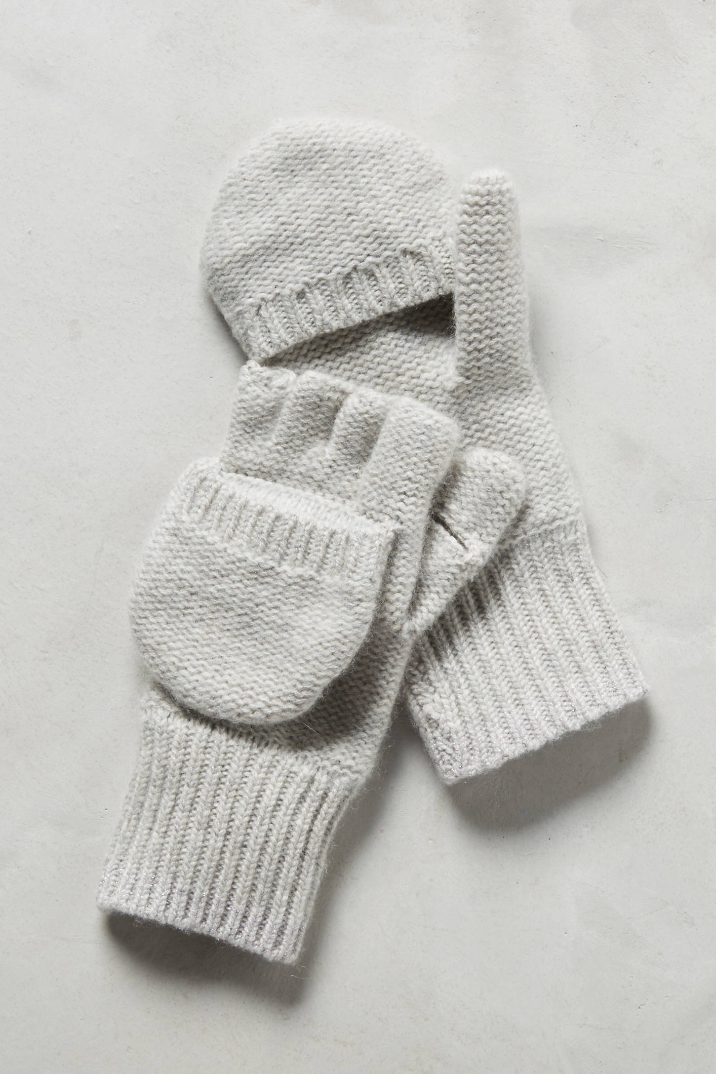 Cashmere Convertible Mittens
