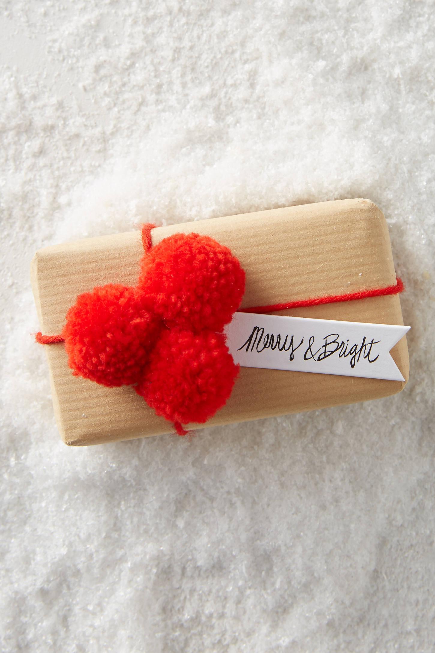 Pom-Pom Gifting Soap
