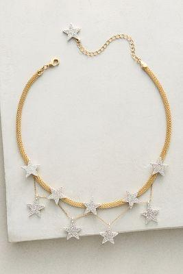 String of Stars Choker