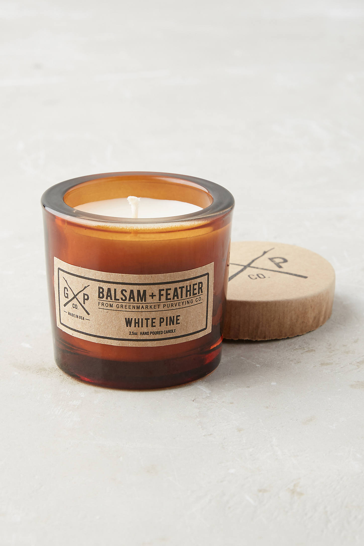 Forestry Candle
