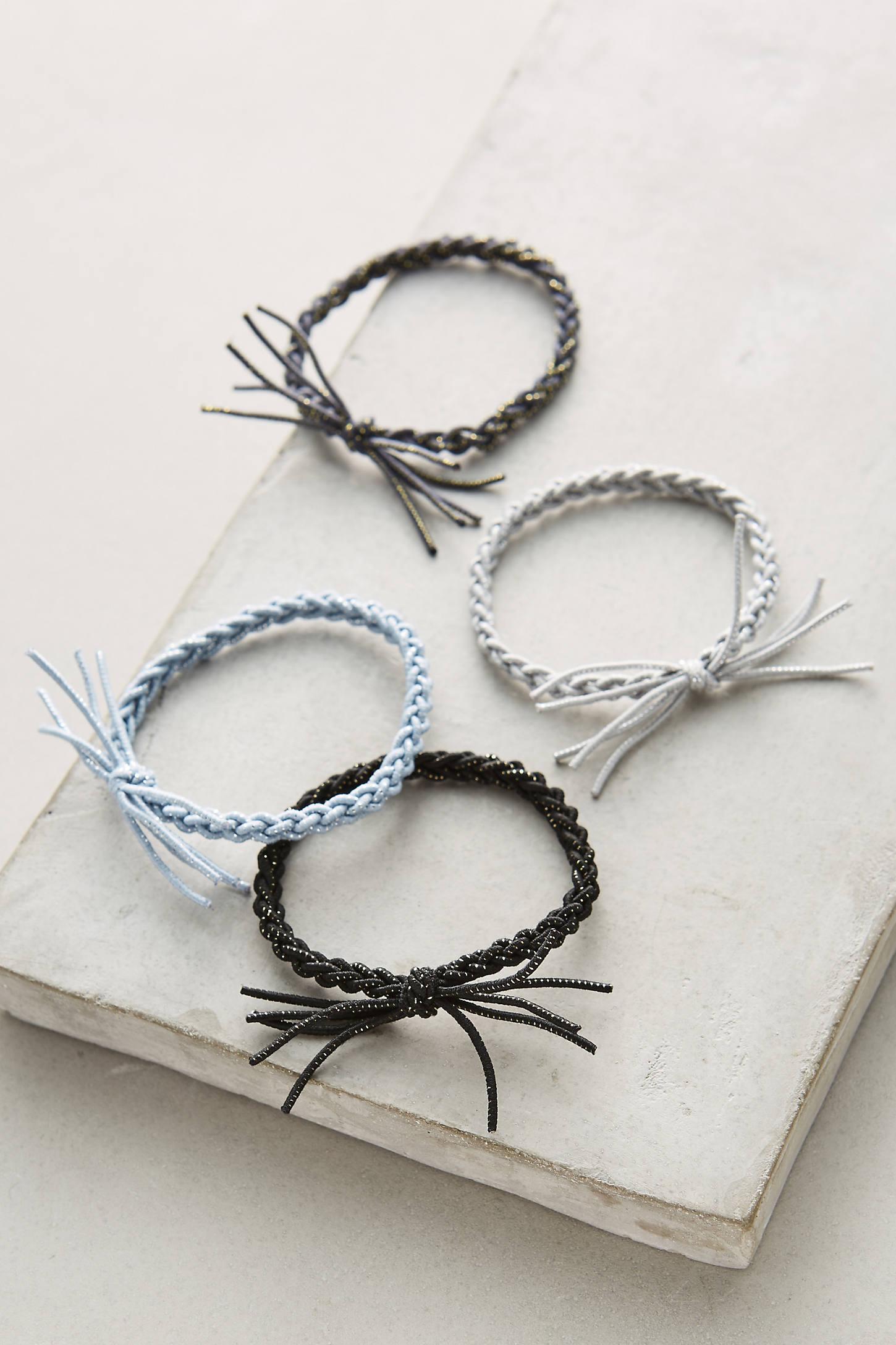 Braided Hair Tie Set