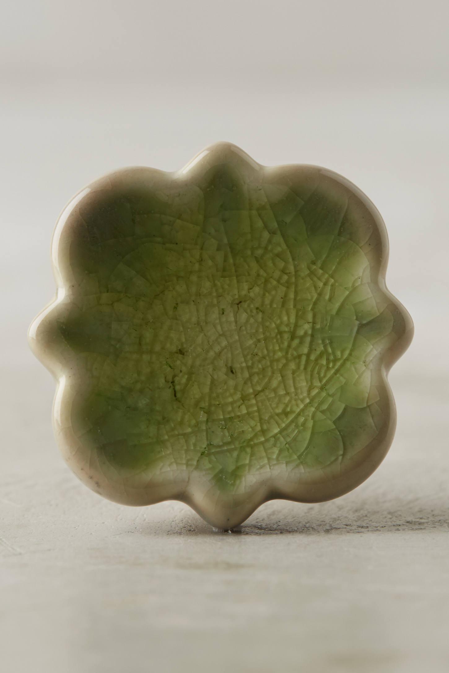 Tangier Ceramic Knob