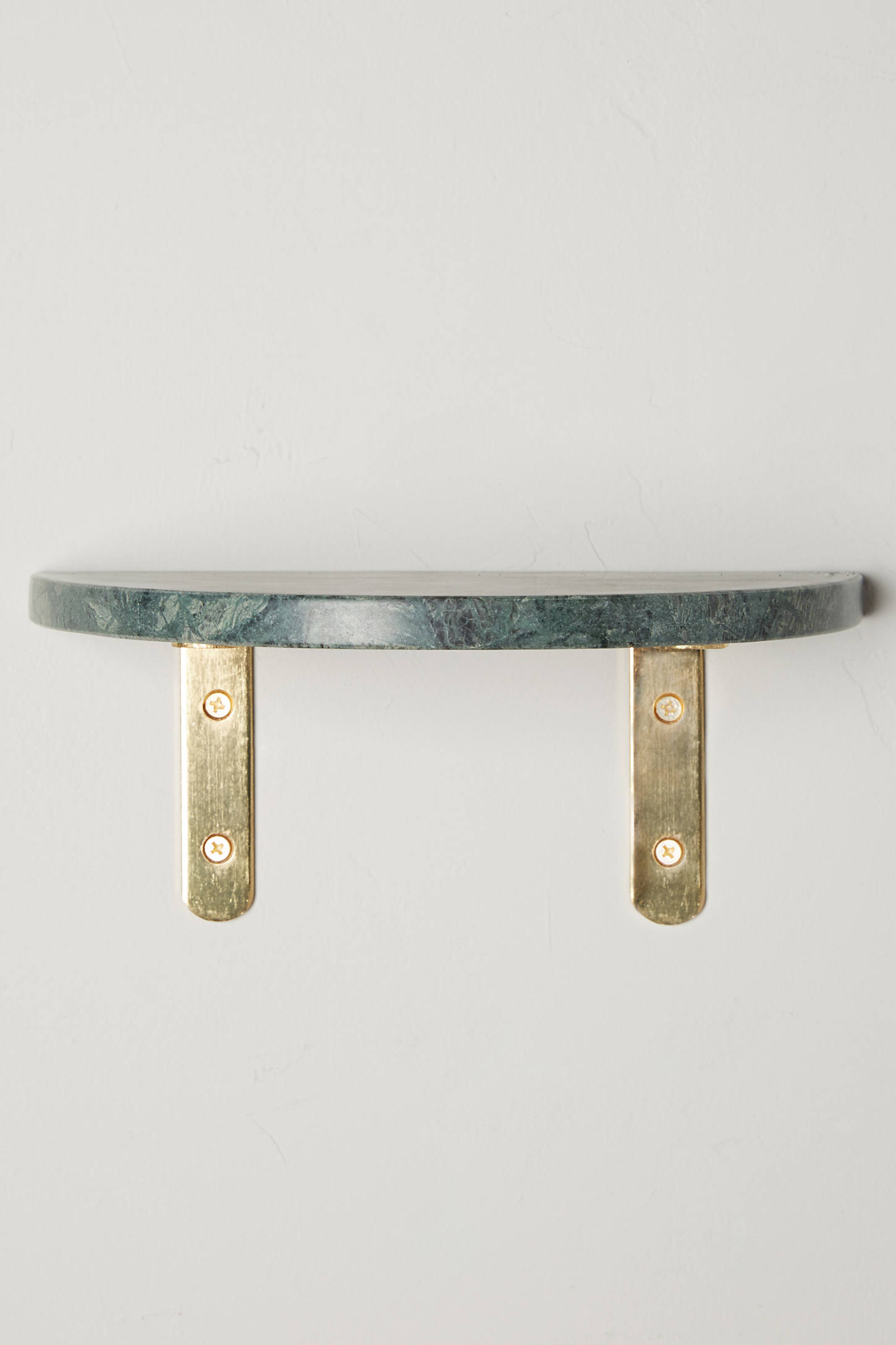 Marble Demi Shelf