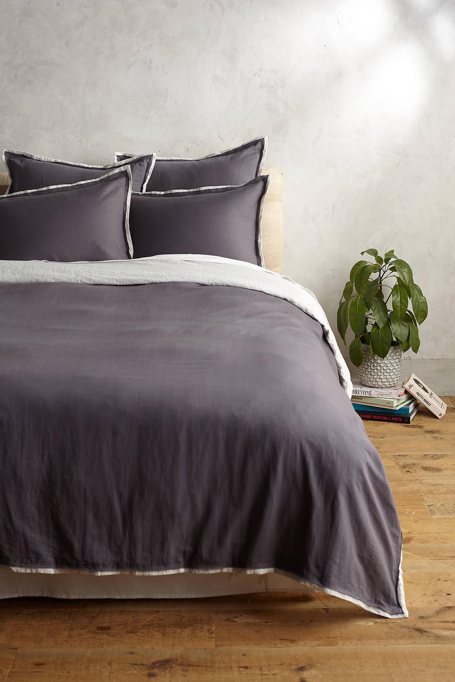 Relaxed Cotton Linen Duvet