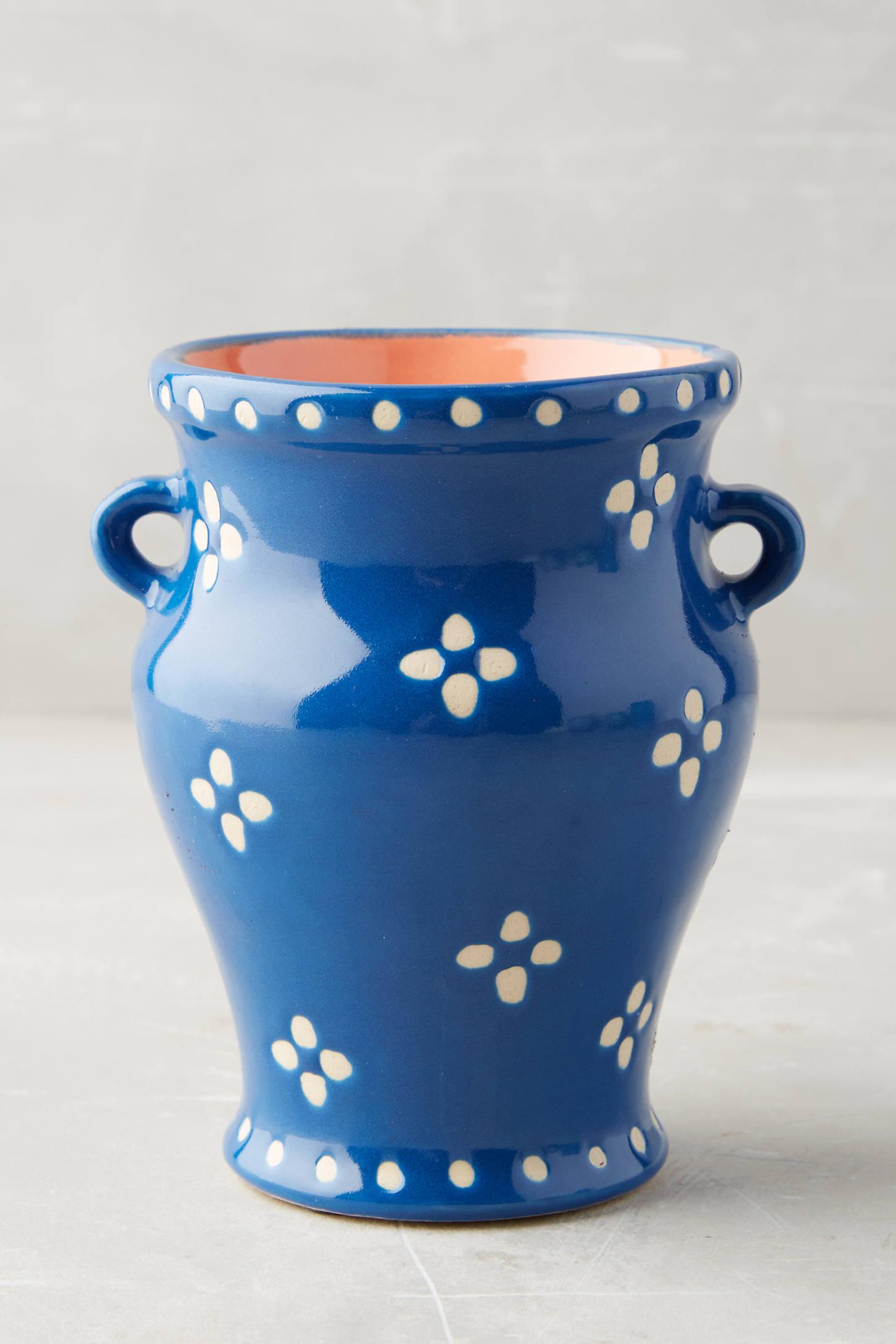 Pastel Palette Pot