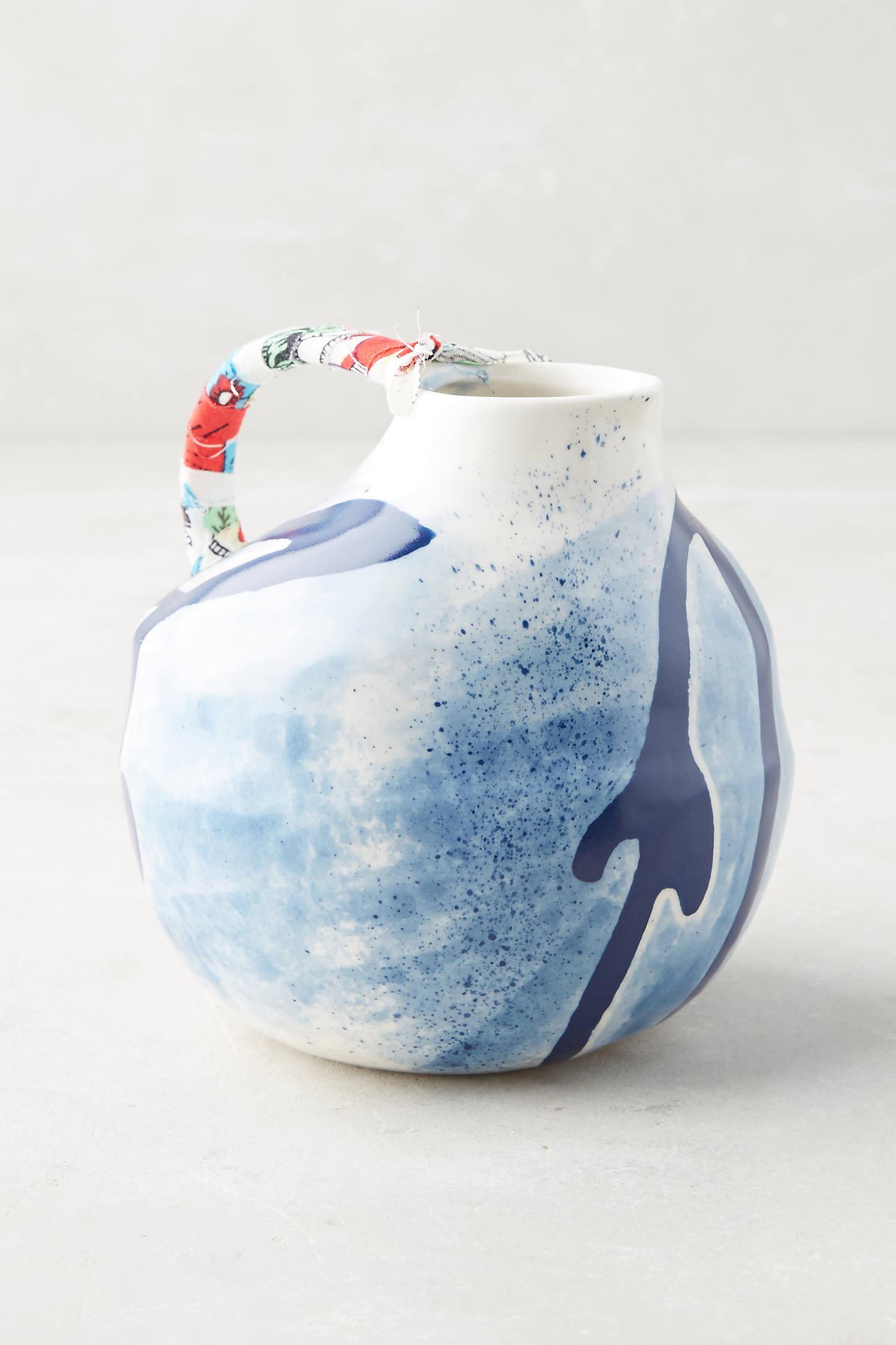Keramisk Vase