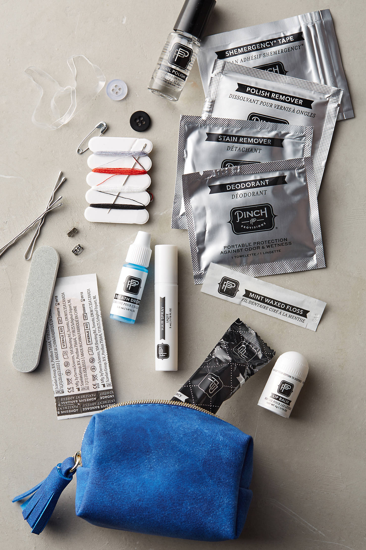 Pinch Provisions Mini Emergency Kit