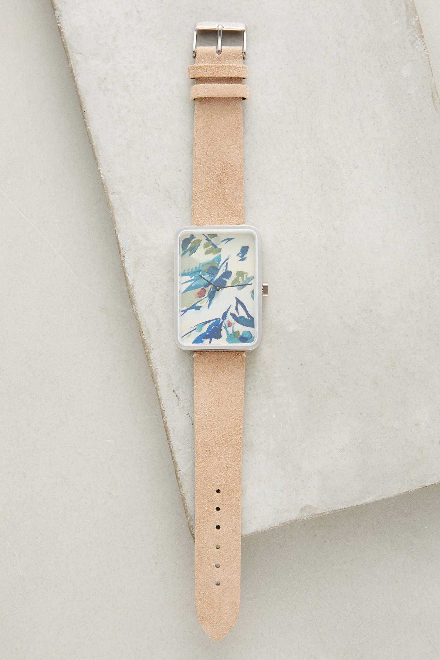 Schmutz Blueprint Watch