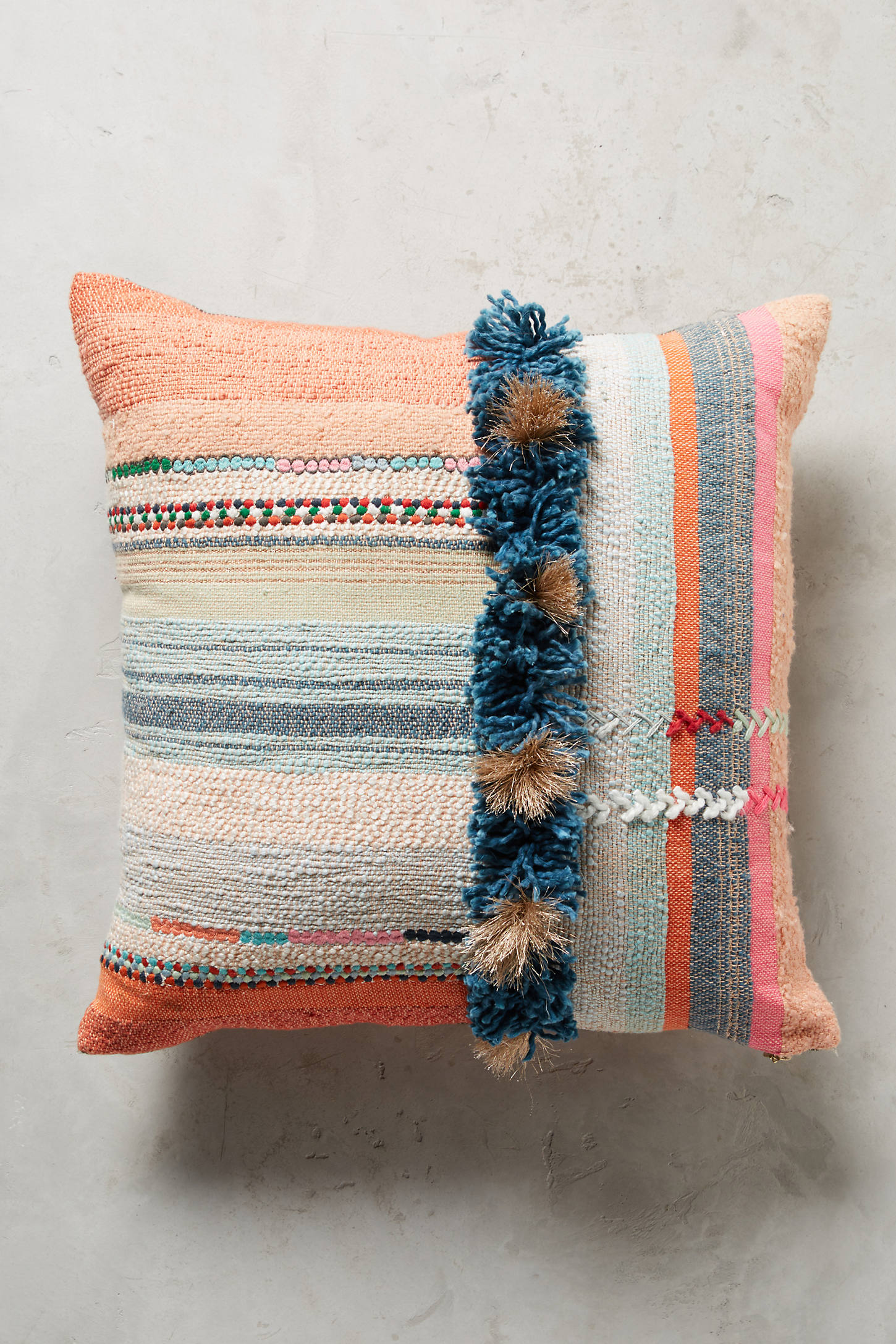 Tufted Yoursa Square Cushion