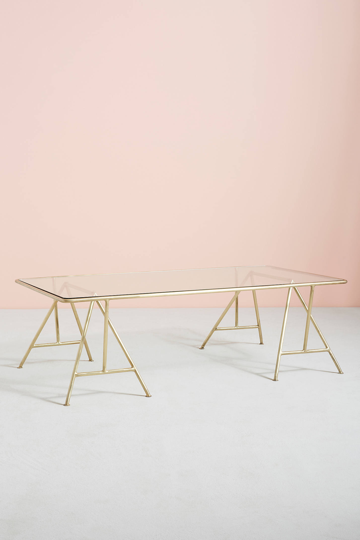 Isosceles A-Frame Coffee Table