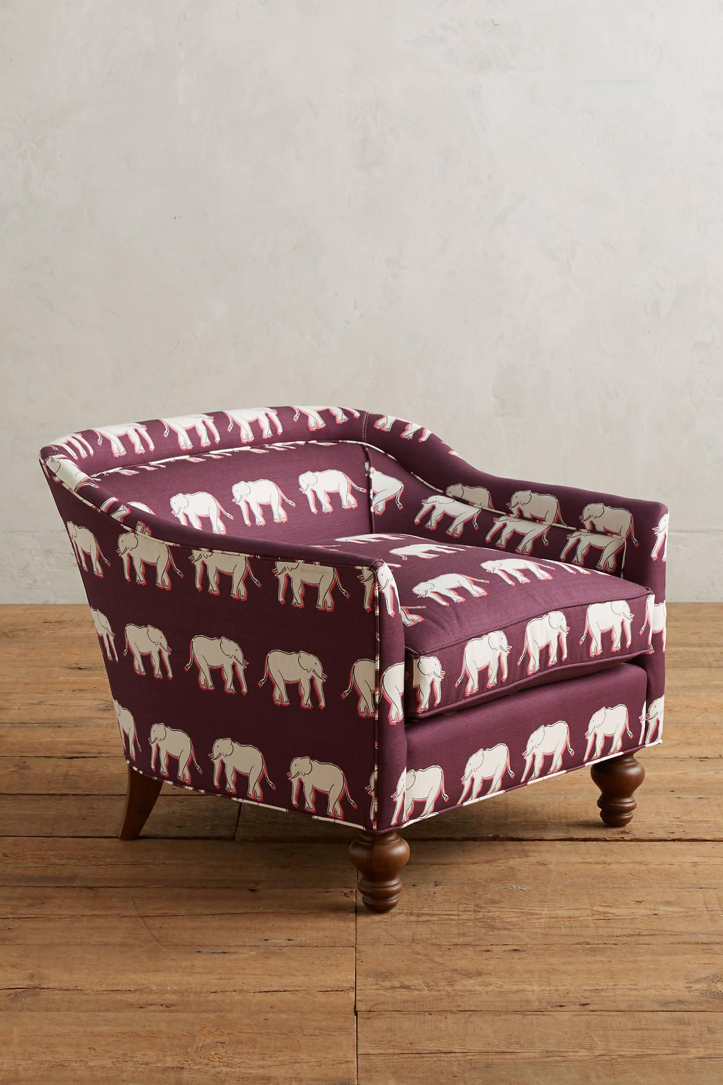Sketched Safari Holloway Chair