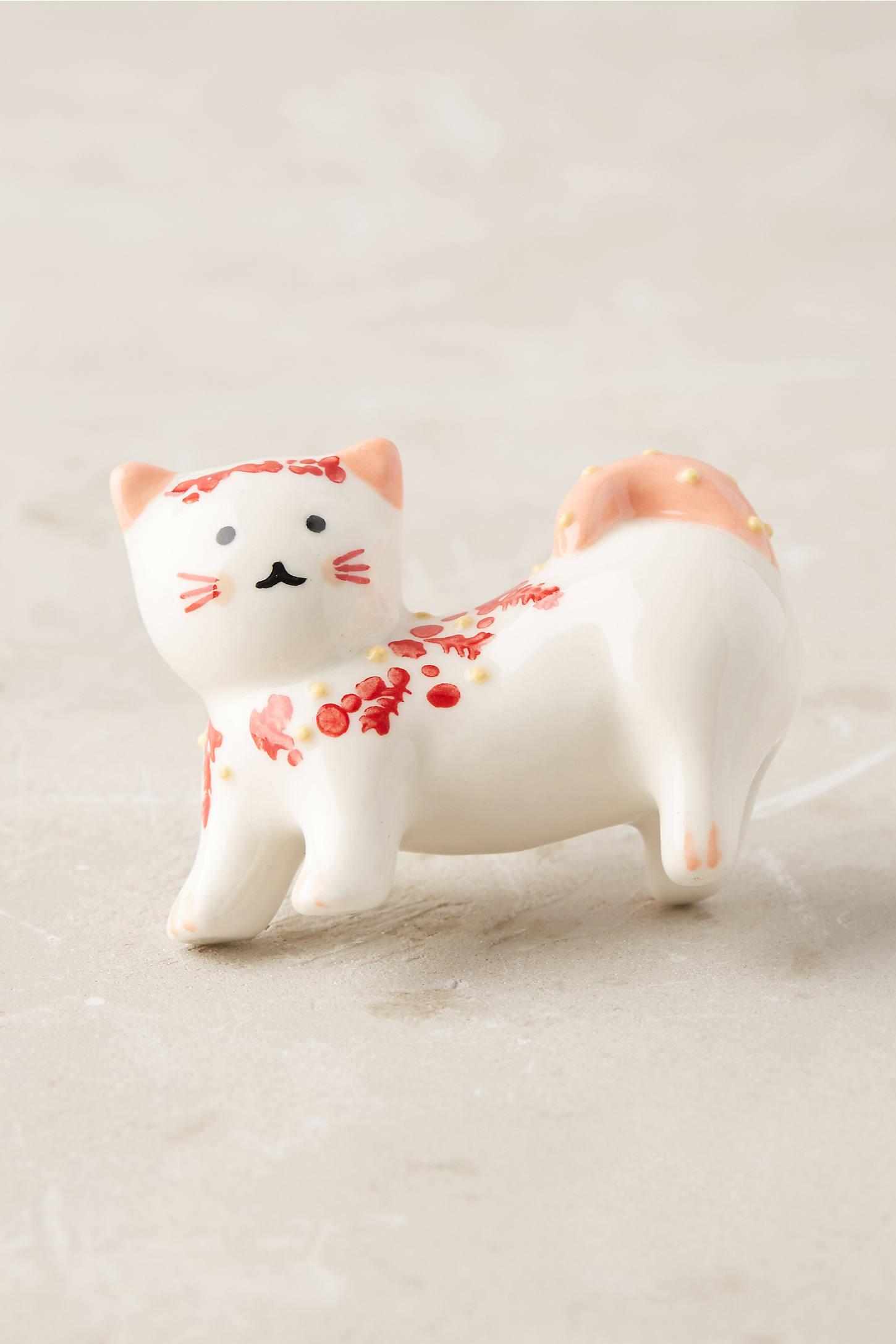 Fanette Cat Knob