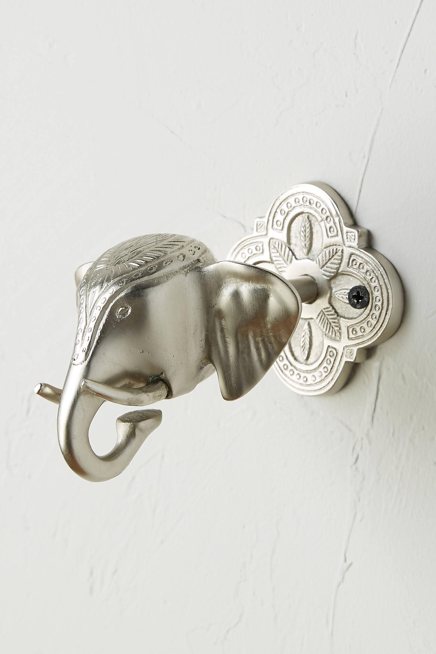 Royal Elephant Tieback