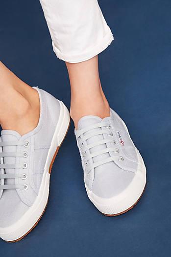 Superga Chambray Sneakers