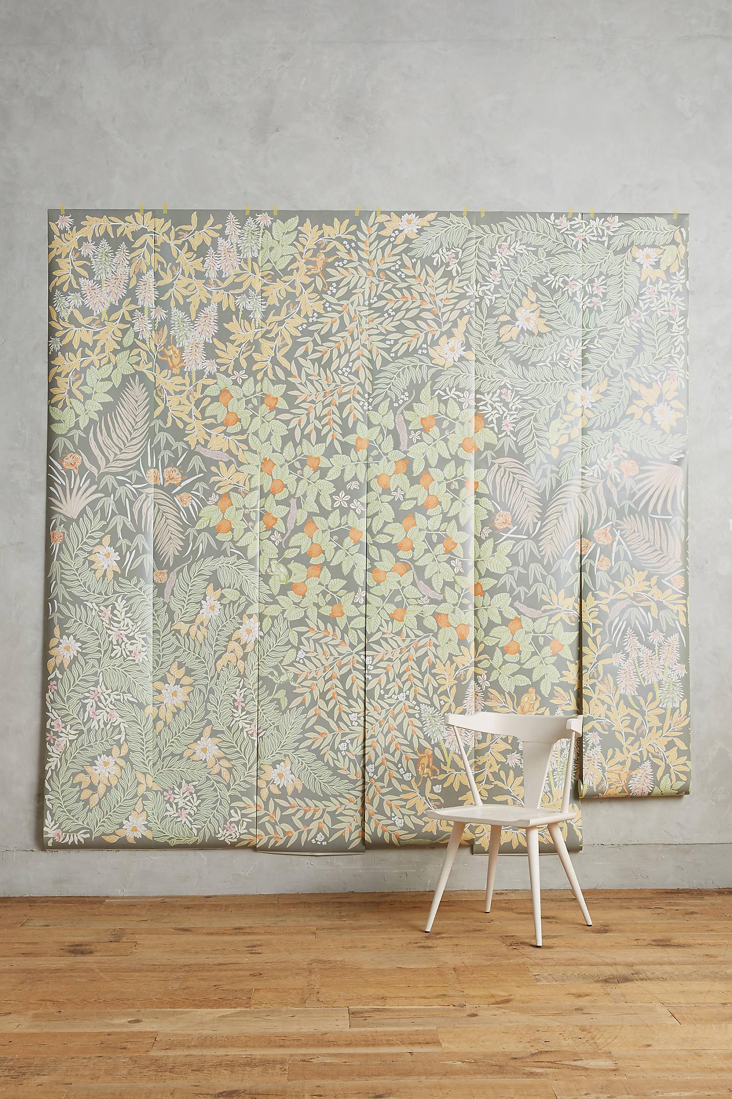 Moss Garden Mural