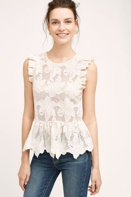 Adoria Ruffled Top