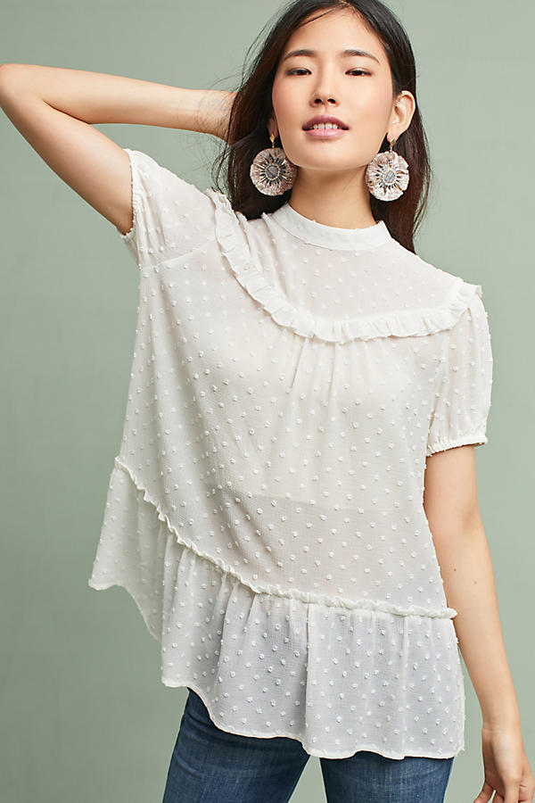 Elissa Textured Tunic