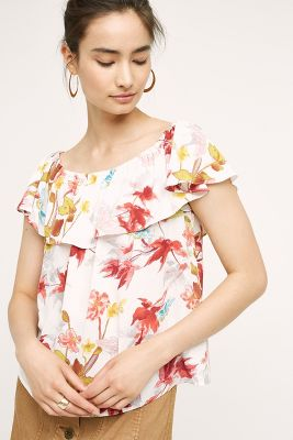 Vallita Off-The-Shoulder Blouse