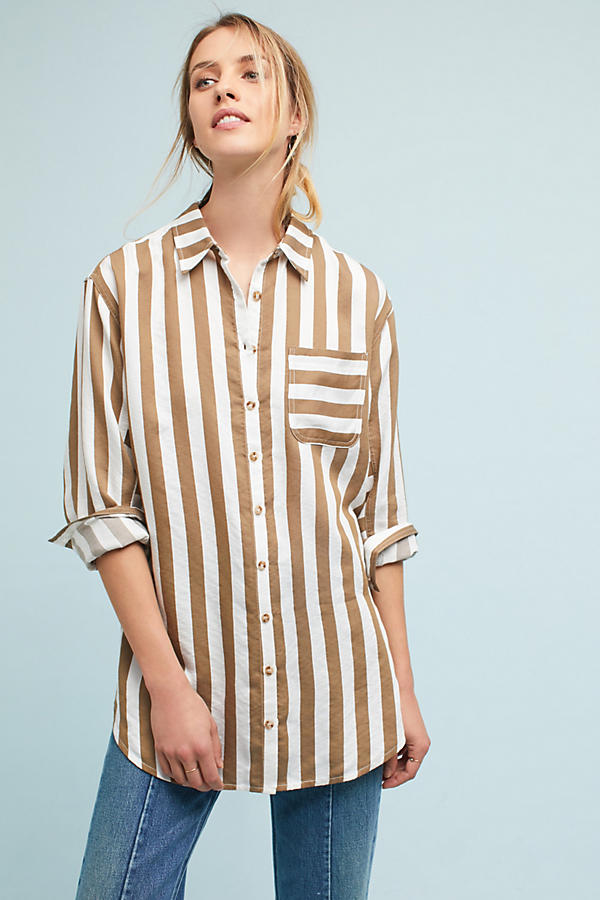 Adelaide Poplin Shirt