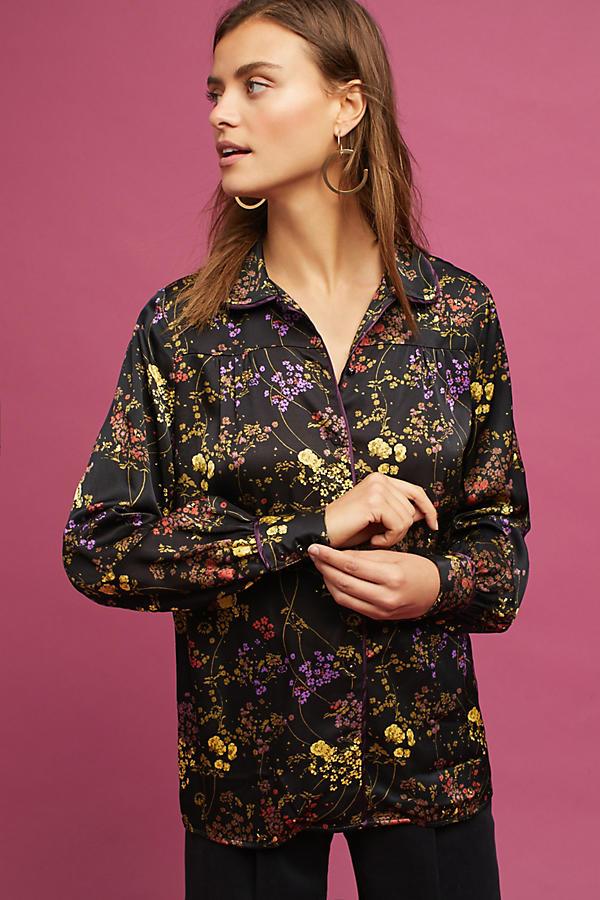 Ingrid Floral Shirt