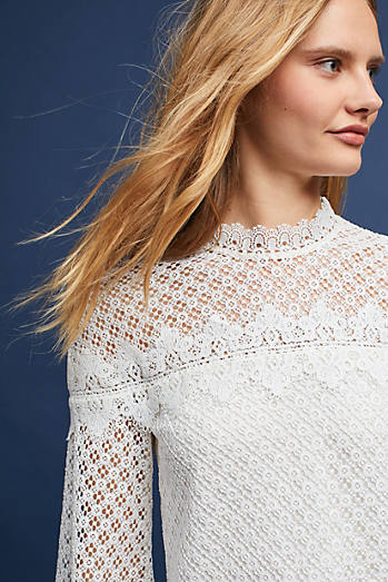 Florence High-Neck Top