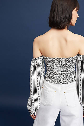 Turin Off-The-Shoulder Top