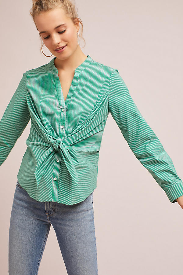Katherine Knotted Blouse