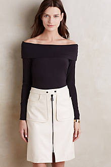 Avery Off-The-Shoulder Tee