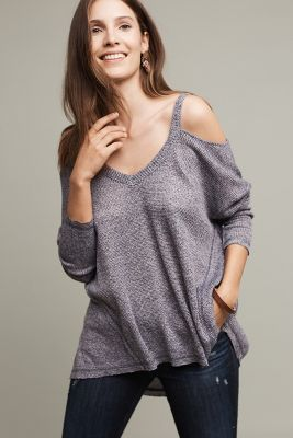 Millipa Open-Shoulder Top