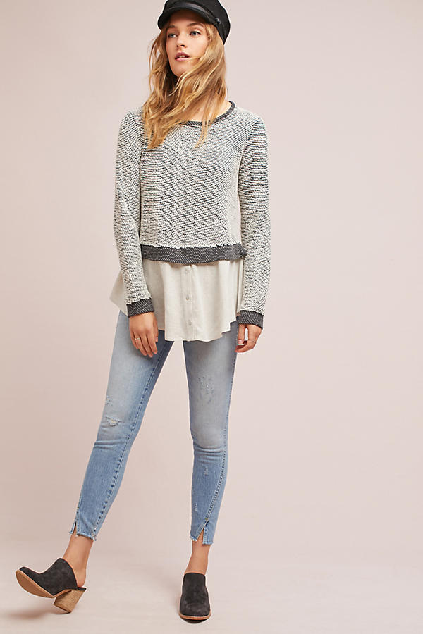 Fabiola Layered Top