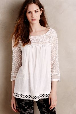Mantra Lace Tee