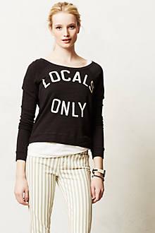 Locals Only Sweatshirt