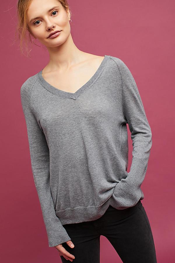 Kaylin V-Neck Pullover