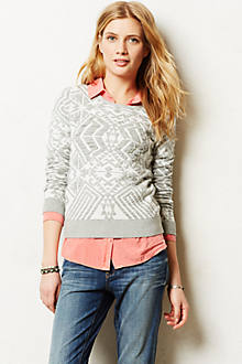 Northeast Jacquard Pullover