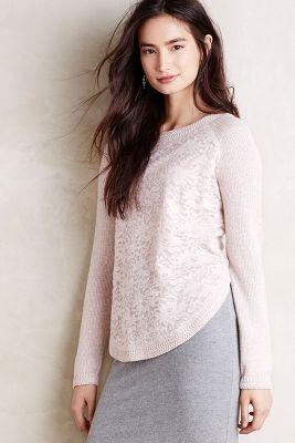 Laceveil Pullover